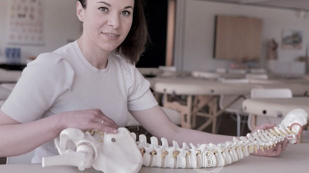 Osteopaat Claudia Oomen
